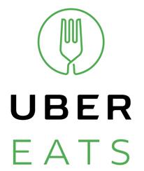 Image result for uber eats logo